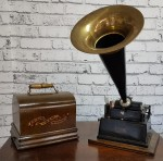 Fonograf GEM Model A Edison Bell - phonograph