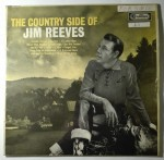 The Country Side Of Jim Reeves LP winyl stan kiepski