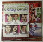 Country Greats LP winyl stan kiepski