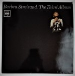 Barbra Streisand - The Third Album LP winyl stan dosk