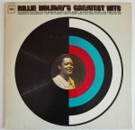 Billie Holiday's Greatest Hits LP winyl stan dosk