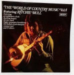 Ritchie Bull - The world of country music vol.4 LP winyl 33 1/3 stan bardzo dobry