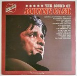The Sound of Johnny Cash LP winyl stan db