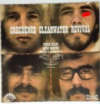 Creedence Clearwater Revival Proud Mary, Bayou Country LP dobry