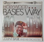 Hollywood Count Basie's Way LP winyl stan dosk