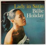 Billie Holiday With Ray Ellis - Lady In Satin LP winyl bdb