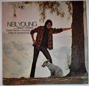 Neil Young Everybody Knows This Is Nowhere LP kiepski