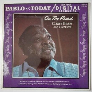 Count Basie - On The Road LP winyl stan dosk