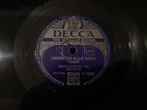 Billy Cotton - Coronation Bells / In a Golden Coach Decca