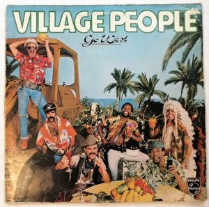 Village People - Go West LP winyl stan słaby