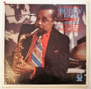 Buddy Tate And Muse Allstars - Live At Sandy's LP db