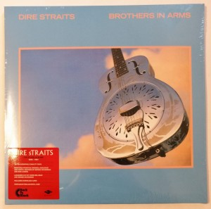 Dire Straits - Brothers In Arms 2 LP winyl nowy