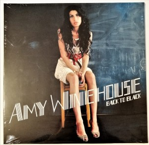 Amy Winehouse - Back To Black LP winyl nowy