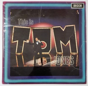 Tom Jones - This Is Tom Jones LP winyl stan db