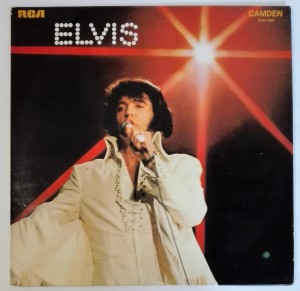 Elvis Presley - You'll Never Walk Alone LP zadowalający