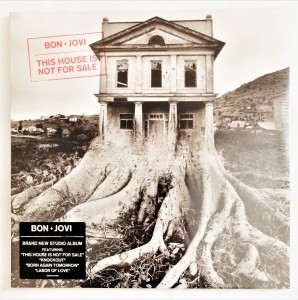 Bon Jovi - This House Is Not For Sale LP winyl nowy