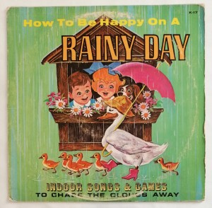 How To Be Happy On A Rainy Day LP winyl zadowalający