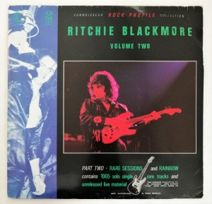 Blackmore - Connoisseur Rock Profile Collection Vol II LP winyl bdb