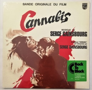 Serge Gainsbourg - Cannabis LP 6311060