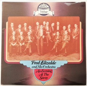 Fred Elizalde - An Evening At The Savoy LP DDV5011