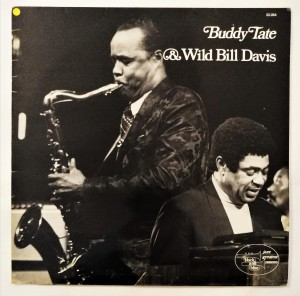 Buddy Tate & Wild Bill Davis LP 33054