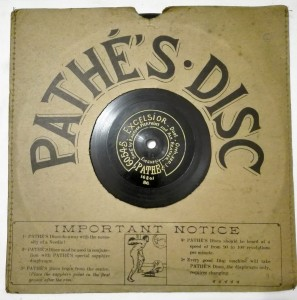Alf Heather - Excelesior / The Moon Has... Pathe 60545