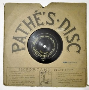Alf Heather - Mary / The Anchor's Weighed Pathe 60542