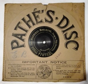 Daniels / Curtis - The Merriest Man.../ Hush Pathe 77255