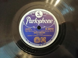 Harry James - Back Beat Boogie Parlo R2872