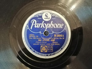 Count Basie - Wiggle Woogie Parlo R2951