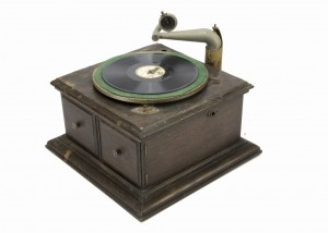 Gramofon His Master's Voice model 58 1922