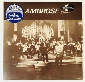 Ambrose - The Bands That Matter LP ECM2044