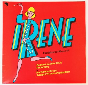 Irene - The Musical Musical LP EMC3139