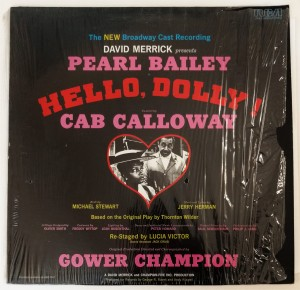 Merrick / Bailey - Hello, Dolly! LP ANL12849