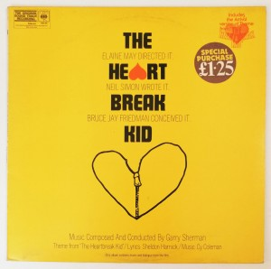 Garry Sherman - The Heartbreak Kid LP 70125