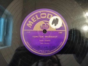 BABY DODDS MARYLAND/ TOM-TOM WORKOUT Melodisc 1107