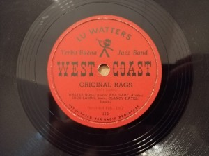 MAPLE LEAF RAG/ ORIGINAL RAGS West Coast 112