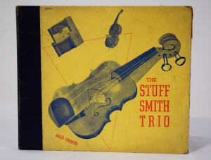 The Stuff Smith Trio Asch 3 płyty Album129