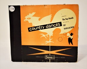 Country Dances played by The Top Hands Album134