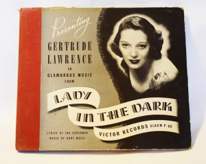 Music From Lady In The Dark Victor Album127