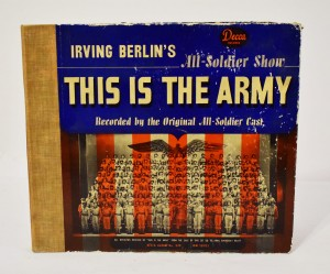 This is The Army - Irving Berlin's Decca Album141
