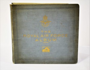 The Royal Air Force HMV Album137