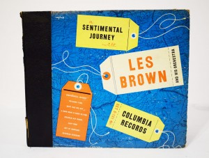 A Sentimental Journey Columbia Album138