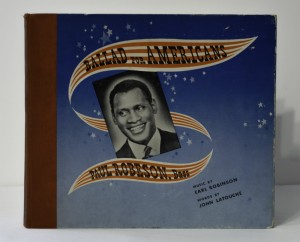 Ballad For Americans Paul Robeson Victor Album142