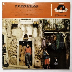 Kaempfert- Portugal Fado, Wine, Sunshine LP 237506