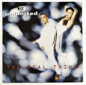 2 Unlimited - The Real Thing 12'' SP PWLT306