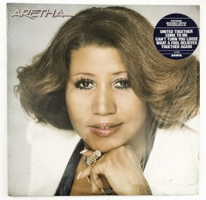 Aretha Franklin - Aretha LP ALL9538