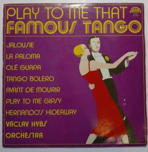 Play To Me That Famous Tango LP winyl stan słaby