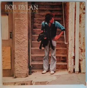 Bob Dylan - Street Legal LP winyl stan dobry