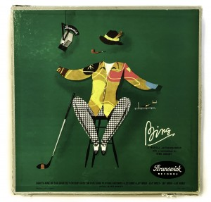 Bing: A Musical Autobiography LP box LAT8051